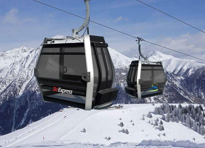 Cabinovia Ski Express