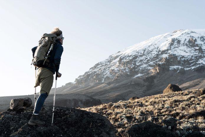 mountaineering Kilimanjaro Tom Belz