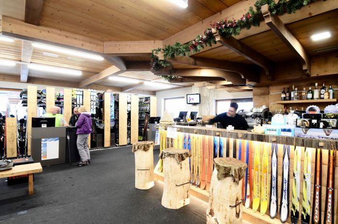 David's rental Ski & Bike, il punto di riferimento per il noleggio a Livigno