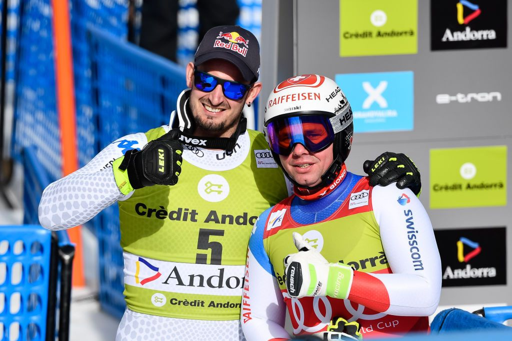 paris Feuz Soldeu