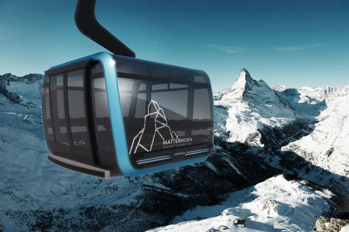 Der #matterhornglacierride rockt! ;)...  Matterhorn. Zermatt Bergbahnen