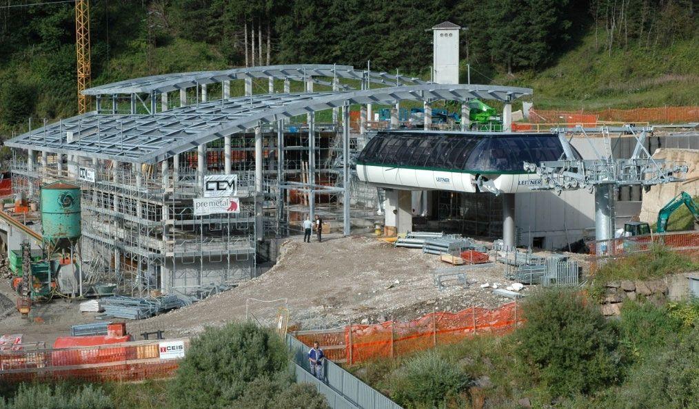 lavori al 24 settembre 2008