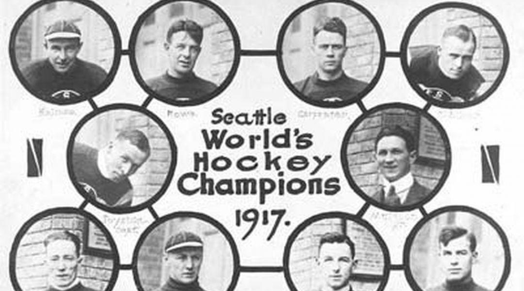Seattle e l'hockey: un po' di storia