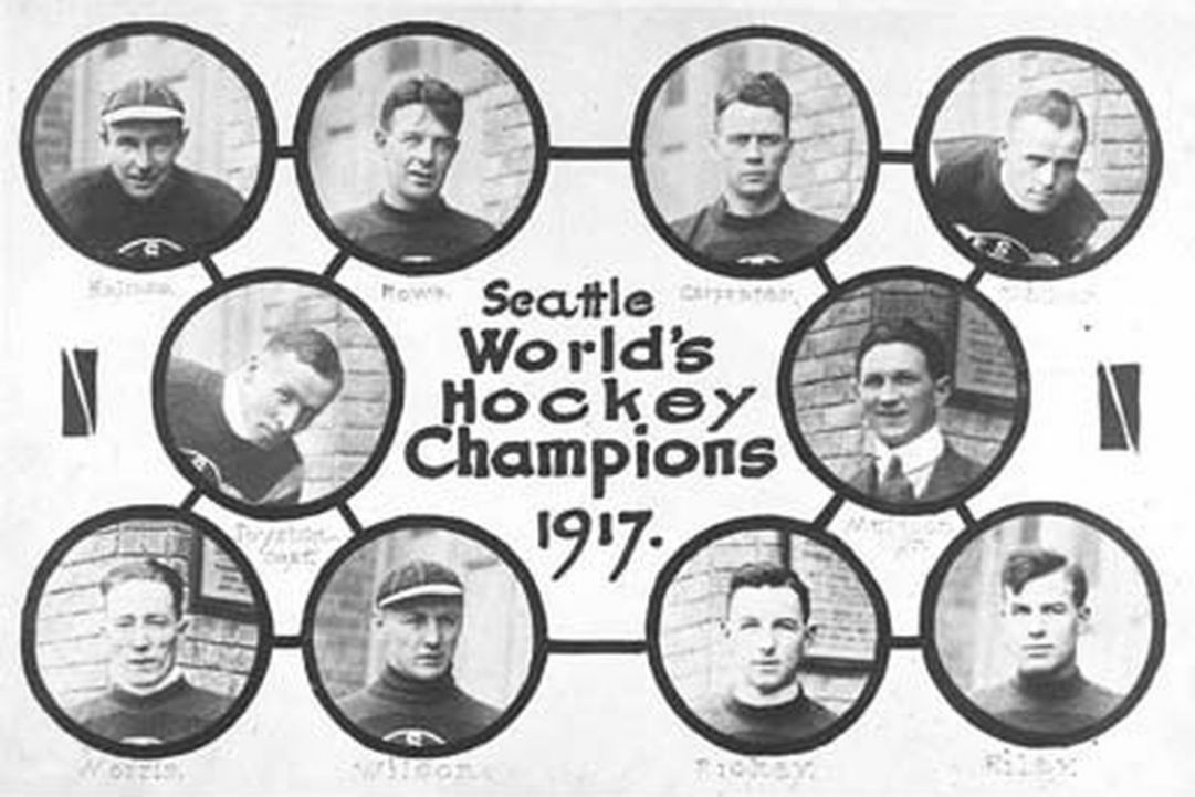 Seattle e l'hockey: un po' di storia