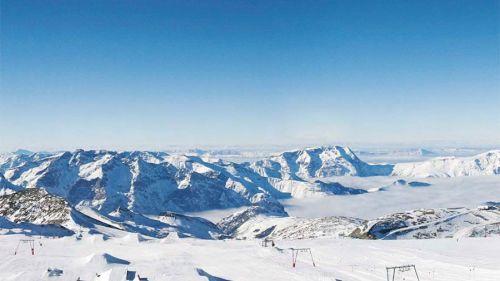 Il 29 maggio aprono  gli impianti di risalita a Les Deux Alpes