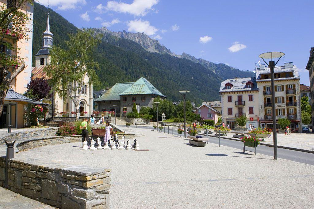Chamonix centro paese