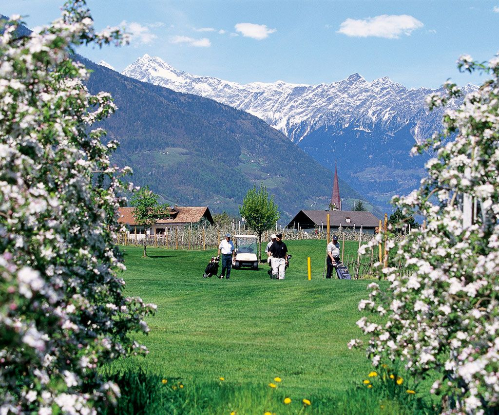 foto credit: Golf in Südtirol (www.golfinsuedtirol.it)