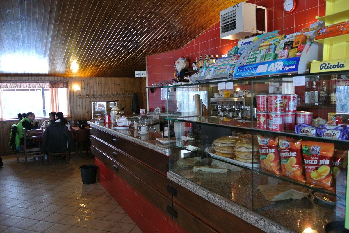 Bar Ristorante Tavola Calda Crest a Champoluc