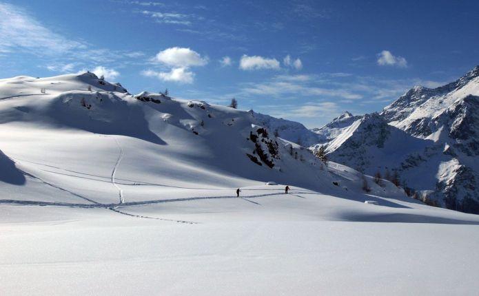 Natale Monterosa Ski