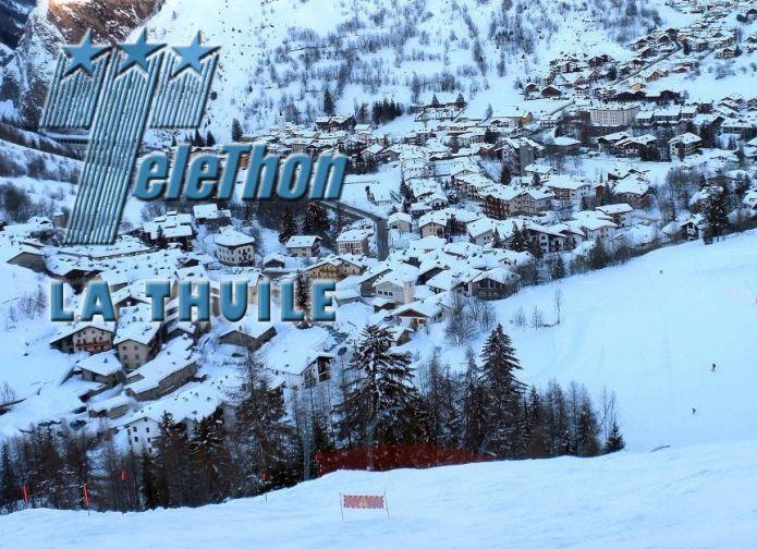 Il 18 gennaio a La Thuile si scia per Telethon. E con Neveitalia skipass 2 giorni a 40 Euro