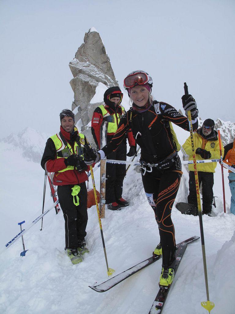 Adamello Ski Raid 2013