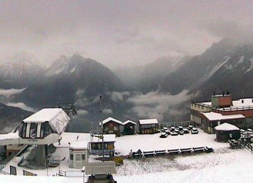 immagine webcam Novembre 2009