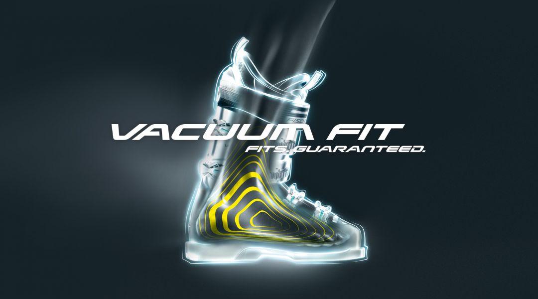 Fischer Vacuum RC4 Pro 130: la termoformatura