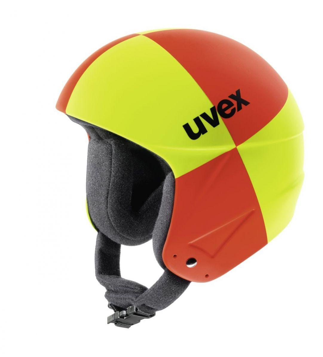 uvex casco fp2 neon yellow neon orange mat 299,00 euro