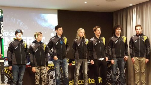 Team Skicenter 2017