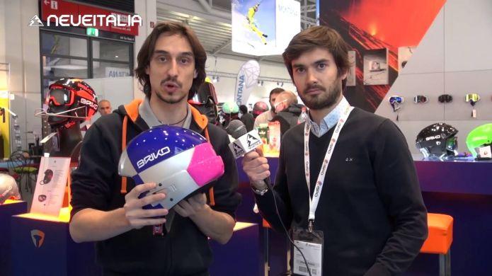 Anteprima 2016/17: il nuovo casco Briko Falcon