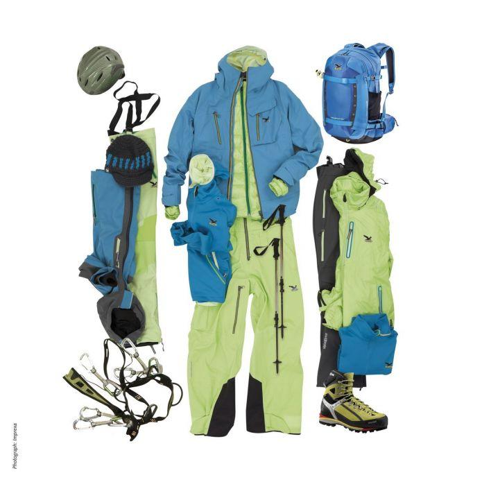 a2e9be66c3 Salewa Total Look: l'abbigliamento per qualsiasi sport sulla neve