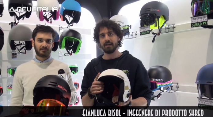 Anticipazioni Shred 2015-2016 - Intervista ad Gianluca Bisol