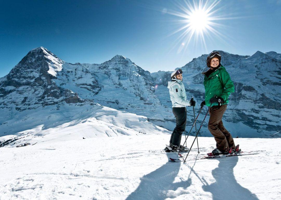 jungrau ski region kleine scheidegg