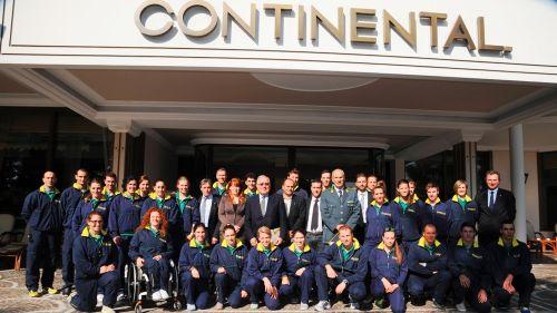 Gruppo Sciatori Fiamme Gialle, tante ambizioni nella stagione olimpica...