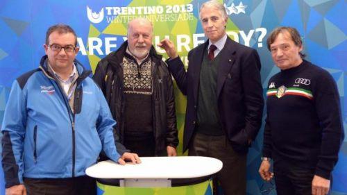 Universiade Trentino '13: domani Papa Francesco accenderà la fiaccola