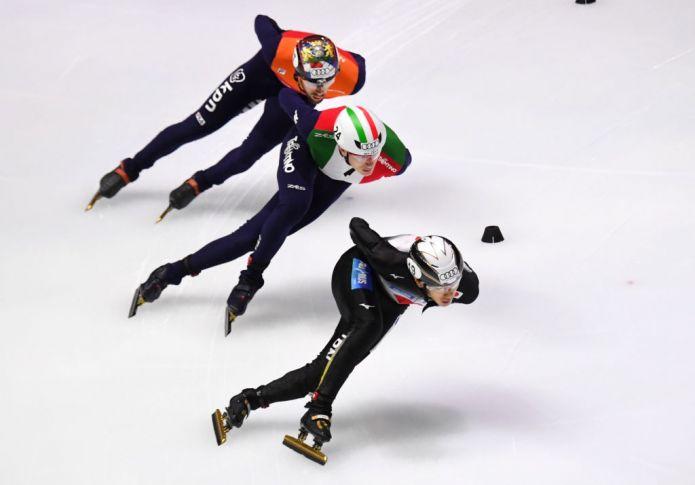 Shim e Knegt in trionfo, Cassinelli si ferma in semifinale. Il bilancio dopo Dordrecht