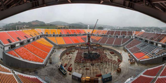 Stadio olimpico, l'impianto che non doveva esserci è realtà. Per venti giorni...