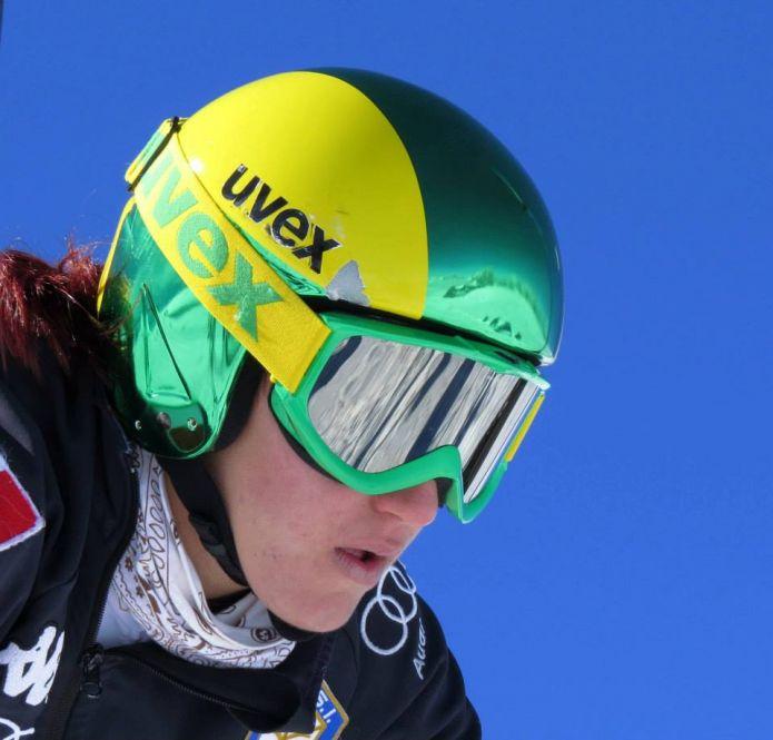 Nicole Agnelli, dalla Valtellina alla Coppa del Mondo: 'Felicissima!'