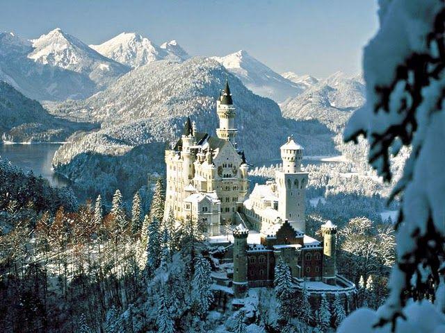 Castello Neuschwanstein, Füssen