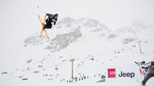 X Games di Tignes: slopestyle e super pipe