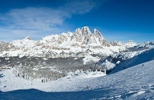 Panoramica Cortina