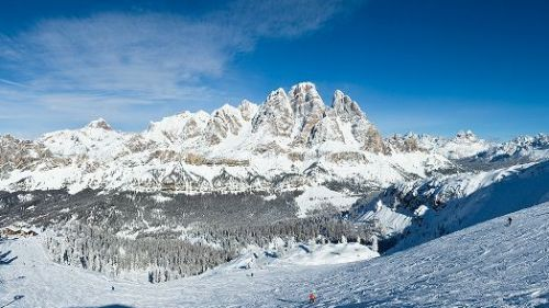 Cortina d'Ampezzo vince l'Oscar al World Ski Awards