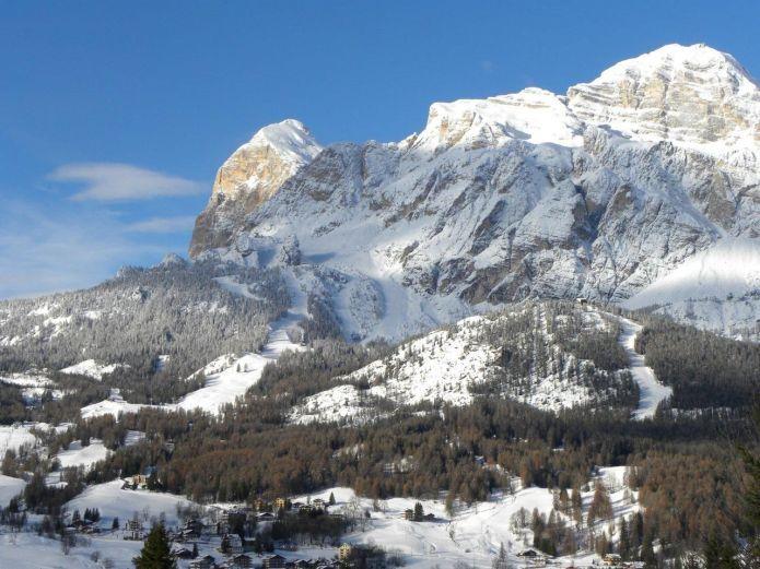 Cortina d'Ampezzo dicembre 2010