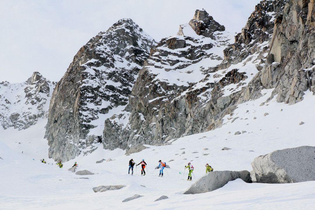 Adamello Ski Raid 2015