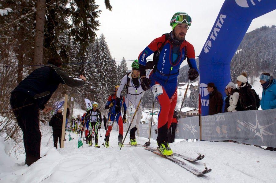 dalla Pitturina Ski Race della Val Comelico