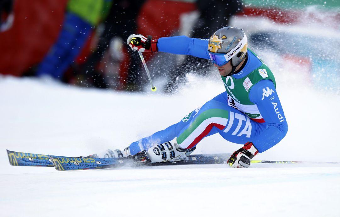 in slalom gigante Schladming,  Austria, 15 Febraio 2013.  credit: FISI Pentaphoto/Ale Trovati