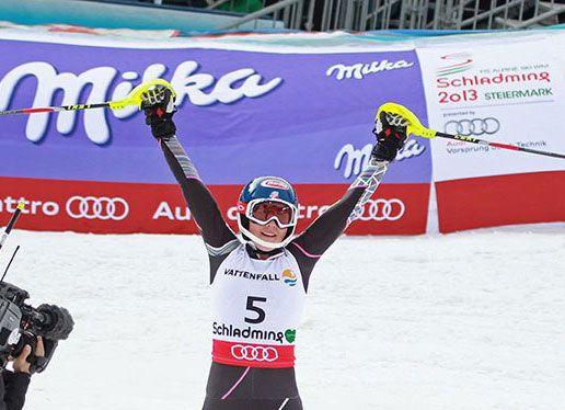 Medaglia d'oro in Slalom