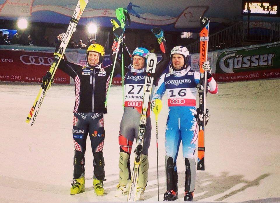 Ligety, Kostelic, Bauman credit: Facebook FIS Alpine