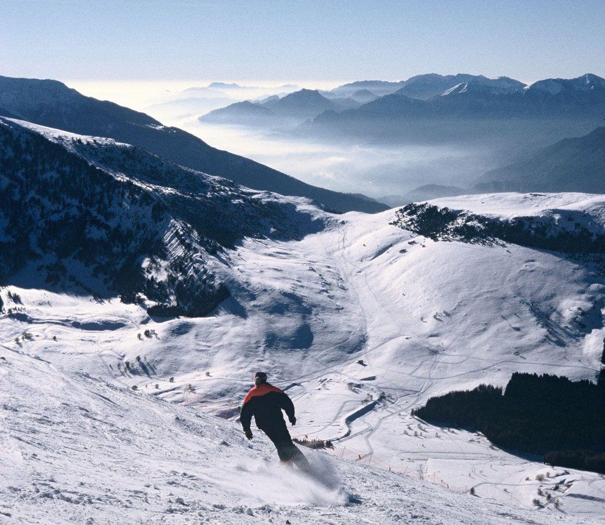 Archivio fotografico APT Trento, Monte Bondone, Valle dei Laghi: foto di R. Magrone
