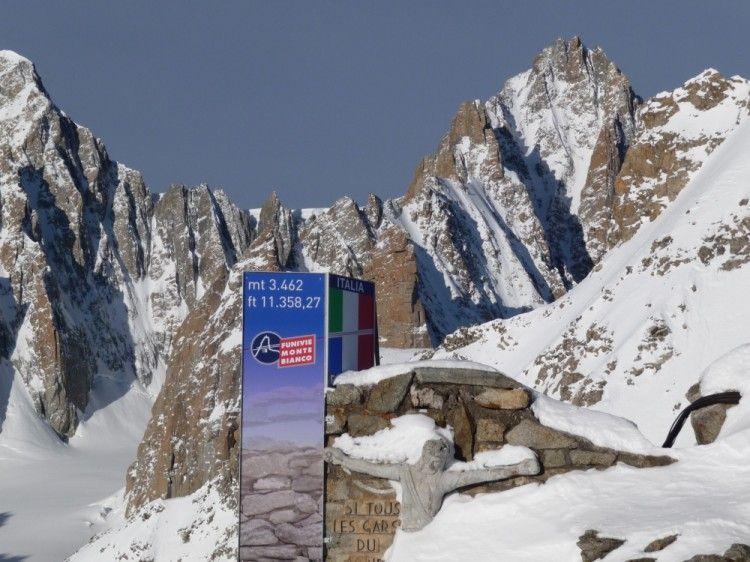 credt: Funivie Monte Bianco spa