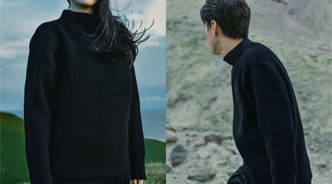 The Sweater goldwin spiber