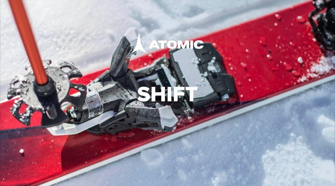 Atomic SHIFT binding 2018/19
