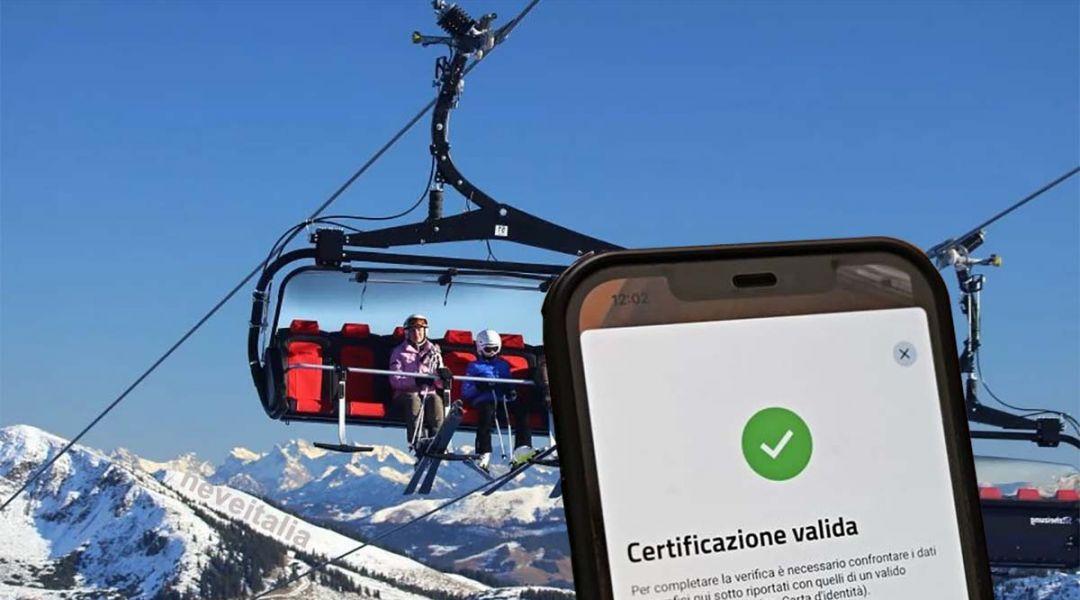 Green Pass per gli impianti di risalita. 'Fare presto' è il grido degli impiantisti dell'Alto Adige.