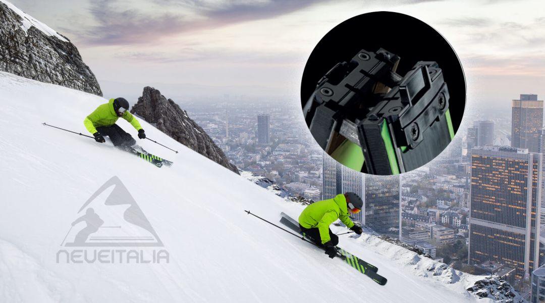Elan Voyager, ecco il primo sci All Mountain pieghevole al mondo