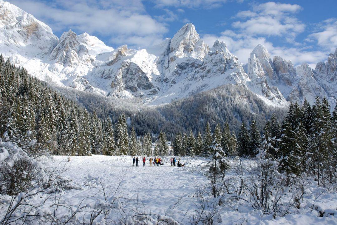 Dal 6 all'11 febbraio San Martino di Castrozza e i Borghi di Primiero diventano montagna da fiaba