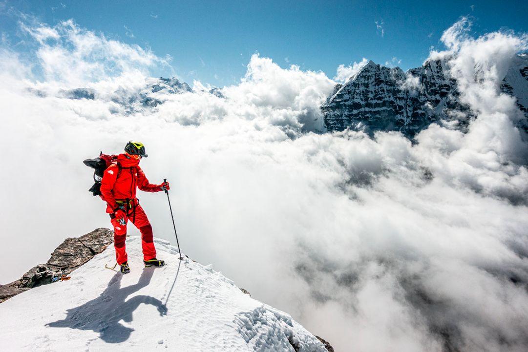 'Advanced Mountain Kit', l'alta montagna secondo The North Face
