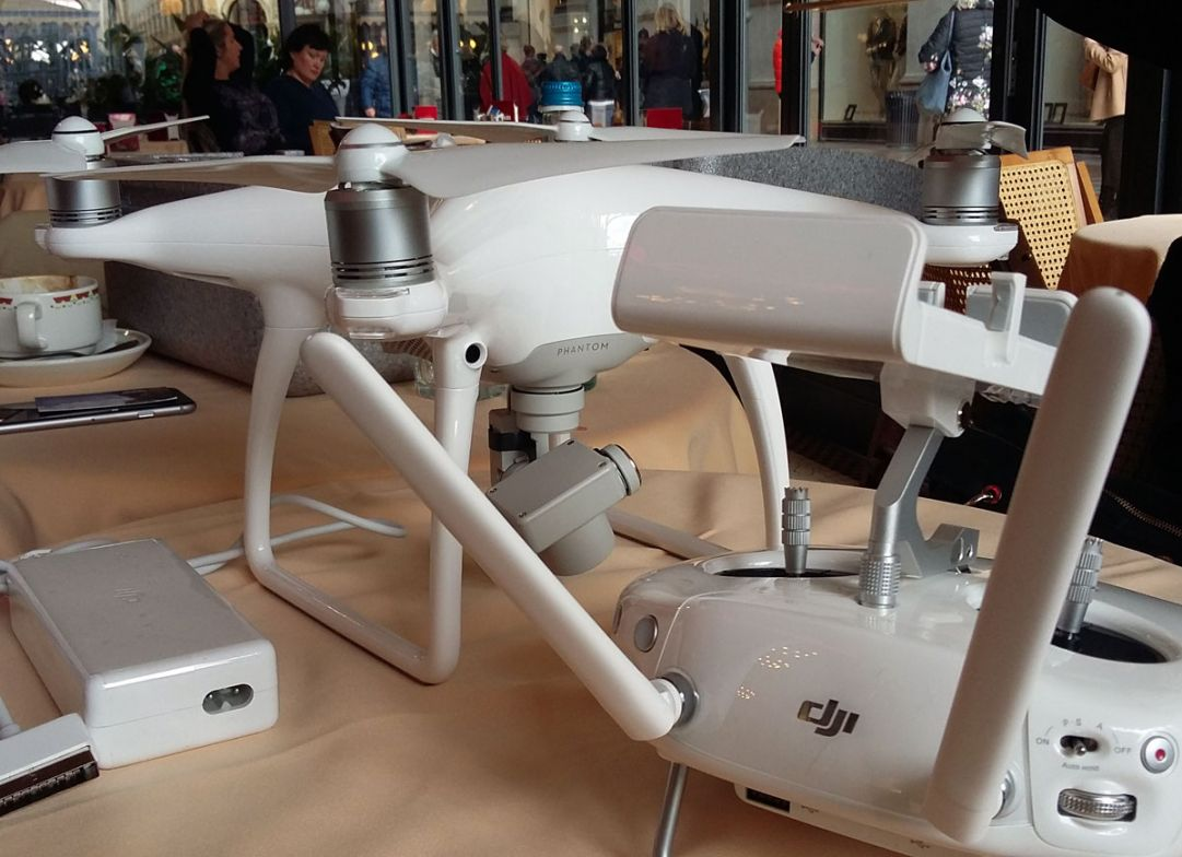 DJI Phantom 4 apre una nuova era dei droni consumer per videoriprese
