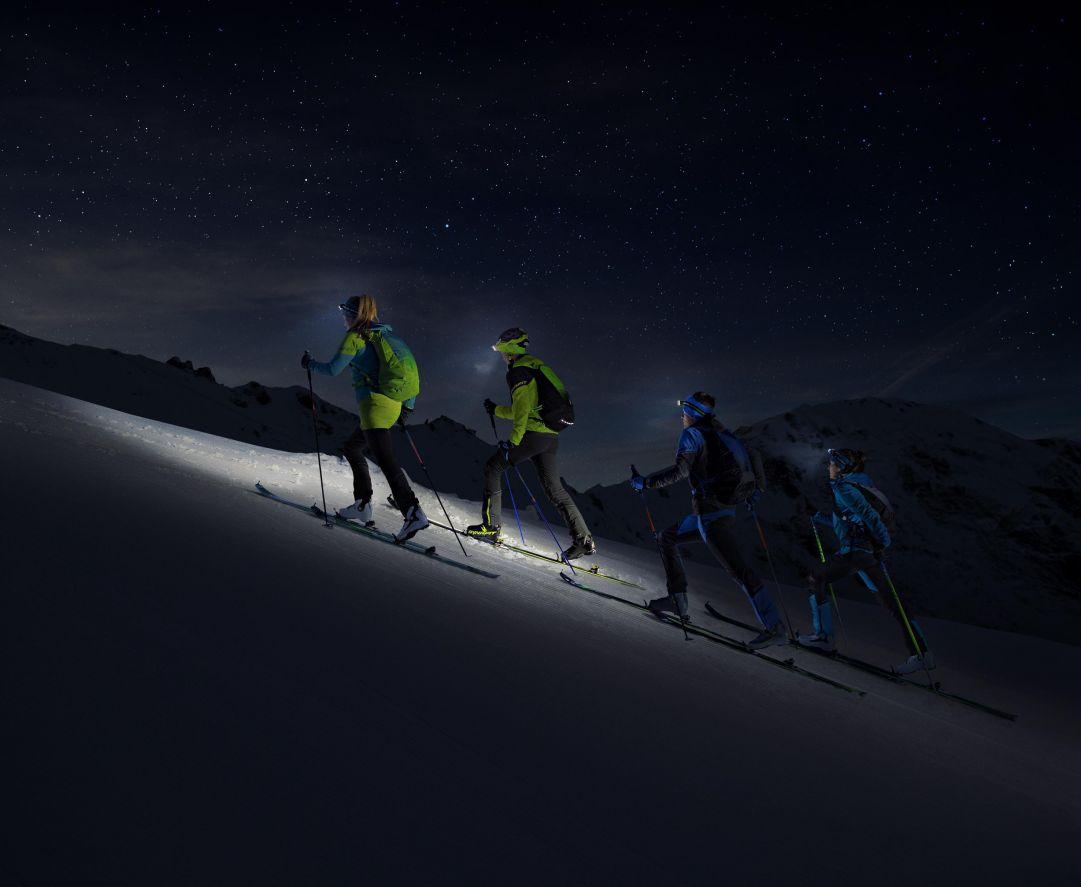 Tornano le Dynafit Speedfit Nights, test materiali ma anche un'occasione per avvicinarsi allo Scialpinismo