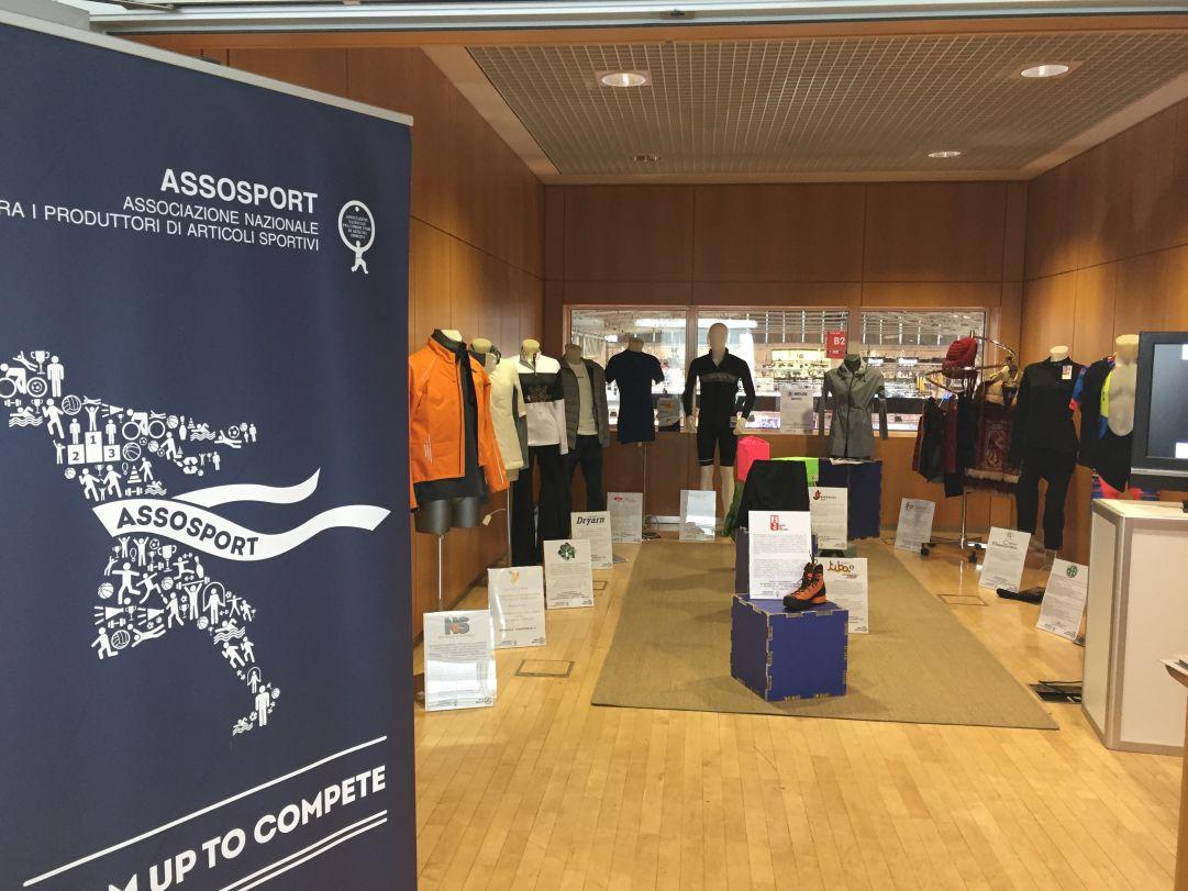 Assosport: 'La chiusura degli impianti mette in crisi la filiera dell'attrezzatura sportiva'