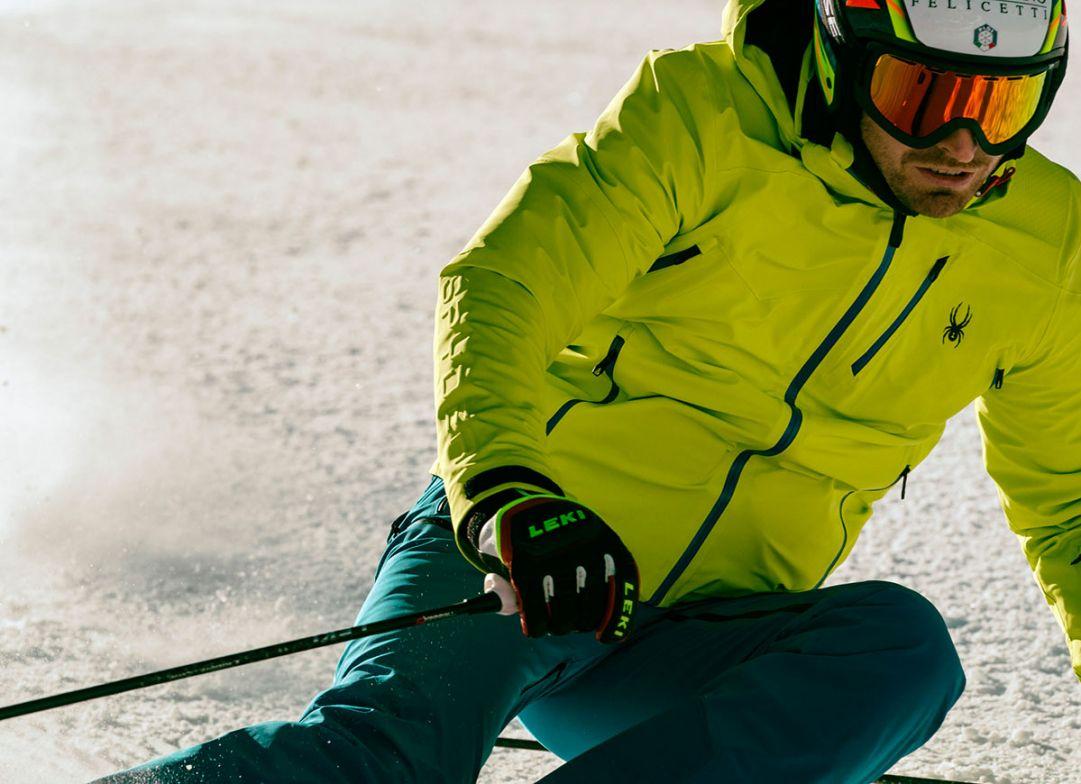 Spyder e Gore-Tex, la rivoluzione dell'abbigliamento tecnico da sci